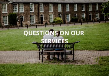 Questions on our services
